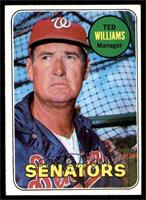 High # - Ted Williams [EX]