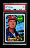 High # - Ted Williams [PSA7NM]