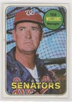 High # - Ted Williams [Poor to Fair]