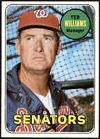 High # - Ted Williams [EXMT+]