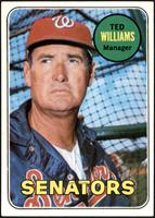 High # - Ted Williams [EXMT]