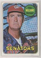 High # - Ted Williams [PoortoFair]