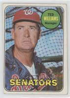 High # - Ted Williams