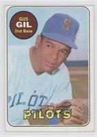 High # - Gus Gil