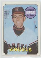 Aurelio Rodriguez, Leonard Garcia (Leonard Garcia (Bat Boy) Pictured on Card)