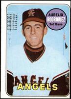High # - Aurelio Rodriguez, Leonard Garcia (Leonard Garcia (Bat Boy) Pictured o…