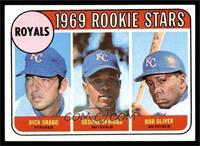 High # - Dick Drago, George Spriggs, Bob Oliver [EXMT]