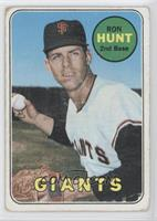 Ron Hunt [Good to VG‑EX]