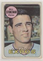 Bill Stoneman [Good to VG‑EX]