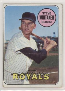 1969 Topps - [Base] #71 - Steve Whitaker [PoortoFair]