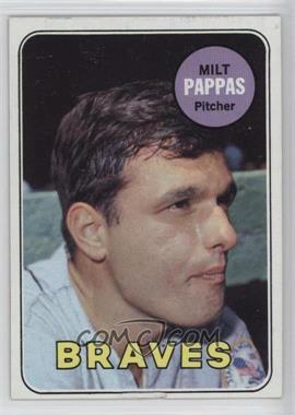 1969 Topps - [Base] #79 - Milt Pappas