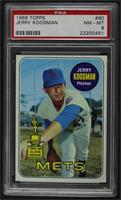 Jerry Koosman [PSA 8 NM‑MT]