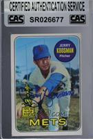 Jerry Koosman [CAS Certified Sealed]