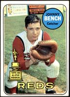 Johnny Bench [VG EX]