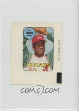 1969 Topps - Decals #LUTI - Luis Tiant