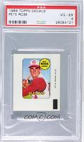 Pete Rose [PSA 4 VG‑EX]