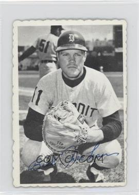 1969 Topps - Deckle Edge #10 - Bill Freehan