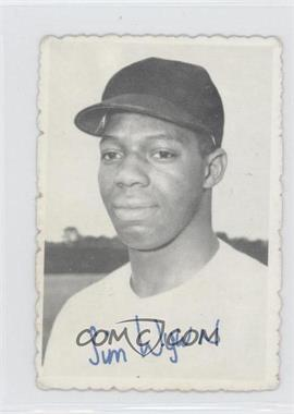 1969 Topps - Deckle Edge #11.2 - Jimmy Wynn