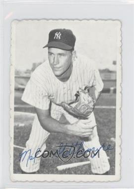 1969 Topps - Deckle Edge #13 - Mel Stottlemyre [Good to VG‑EX]
