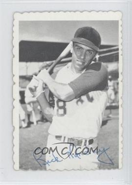 1969 Topps - Deckle Edge #14 - Rick Monday
