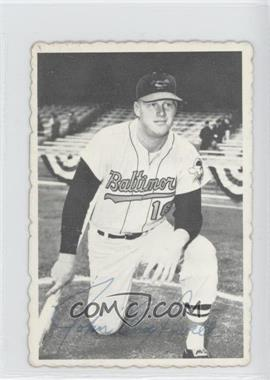 1969 Topps - Deckle Edge #2 - Boog Powell [Good to VG‑EX]