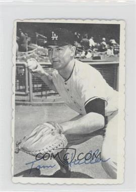 1969 Topps - Deckle Edge #23 - Tom Haller