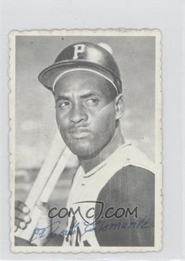 1969 Topps - Deckle Edge #27 - Roberto Clemente [Poor to Fair]