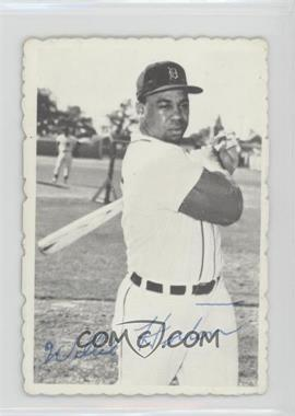 1969 Topps - Deckle Edge #9 - Willie Horton [Good to VG‑EX]