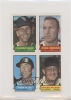 Tommy John, Phil Regan, Gene Alley, Roger Nelson