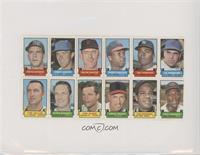 Russ Gibson, Jerry Grote, Dick Dietz, Frank Robinson, Bill Robinson, Ed Kranepo…