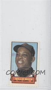 1969 Topps Stamps - [Base] #WIMA - Willie Mays