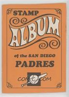 San Diego Padres Team [Good to VG‑EX]