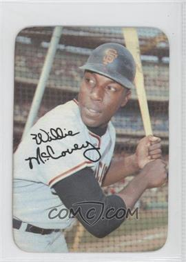1969 Topps Super Glossy - Test Issue [Base] #66 - Willie McCovey [Good to VG‑EX]