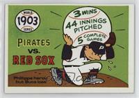 1903 World Series [GoodtoVG‑EX]