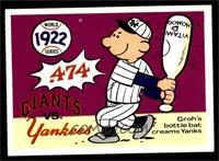 1922 World Series [EXMT]
