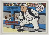 1924 World Series [PoortoFair]