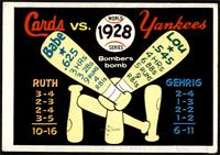 1928 World Series [VG EX]
