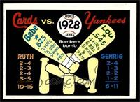1928 World Series [EX MT]