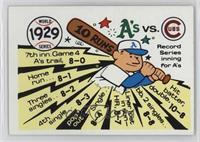 1929 World Series [GoodtoVG‑EX]
