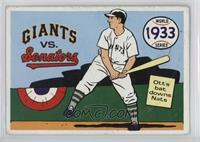 1933 World Series [GoodtoVG‑EX]