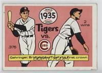 1935 World Series [Poor]