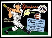 1938 World Series [EX]