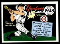 1938 World Series [EX MT]