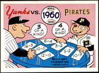 1960 World Series [NMMT]