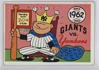 1962 World Series [Good to VG‑EX]