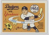 1963 World Series [GoodtoVG‑EX]