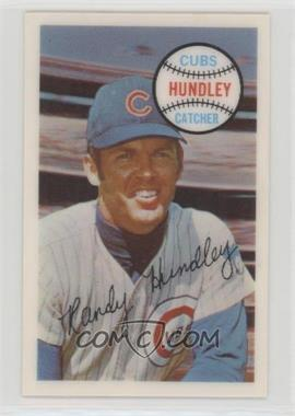 1970 Kellogg's 3-D Super Stars - [Base] #31 - Randy Hundley