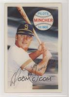 Don Mincher [Poor to Fair]