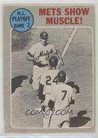 New York Mets Team, Ken Boswell [NoneGoodtoVG‑EX]