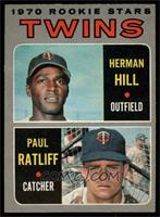 Herman Hill, Paul Ratliff [EX MT]